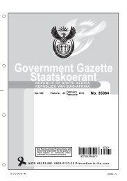 No. 35064 - South African Payroll Association