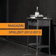 Download Spielzeit-Magazin 2012/2013 - sarah-bansemer.de