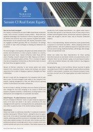Sarasin Real Estate flyer - Oct 09 (2 sides) v2:Layout 1.qxd
