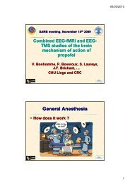 General Anesthesia