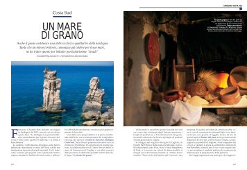 UN MARE DI GRANO - Sardegna Turismo