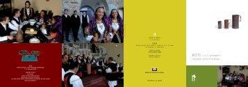 BITTI 1-2-3 settembre - Sardegna Turismo