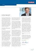 Internationalisering og specialisering med nye partnere - Saria Bio ... - Page 3