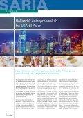 Internationalisering og specialisering med nye partnere - Saria Bio ... - Page 6