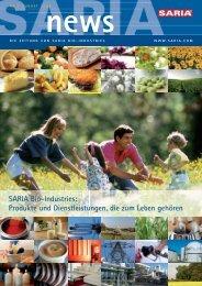 Produkte und Dienstleistungen, die zum Leben gehören - Saria Bio ...