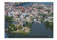 Das Schweriner Apothekenrechenzentrum ist Partner der gesine.net ...