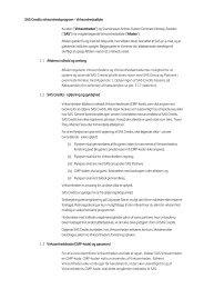 SAS Credits företagsprogram