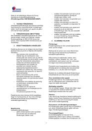 Detta är de fullständiga villkoren för Europ Assistances ... - SAS