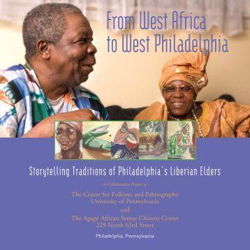 Liberian book - School of Arts & Sciences - University of Pennsylvania