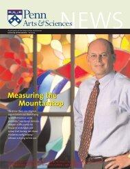 Lisa godfrey - School of Arts & Sciences - University of Pennsylvania