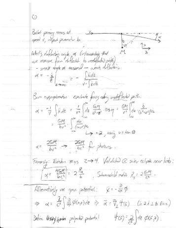 WL Notes