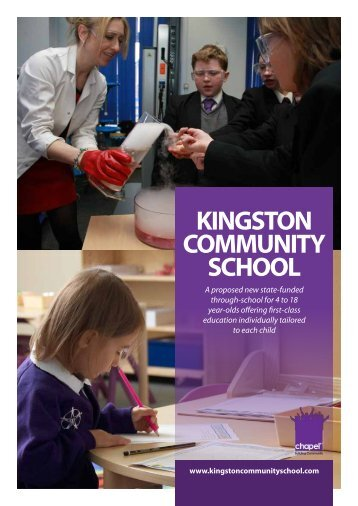 Kingston-Community-School-Prospectus