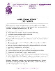 Parents Guide To Child Abuse