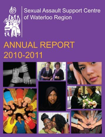 to download SASC Annual General Report 2011 - Sexual Assault ...