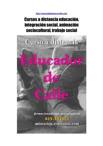 Catalogo cursos bullying, formacion de formadores, dinamicas