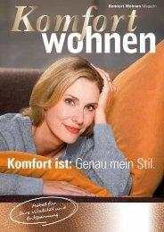 KomfortWohnen - Journal