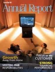 2004 SaskTel Annual Report