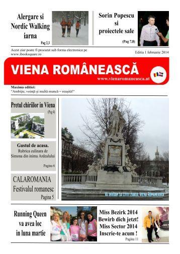 VIENA ROMÂNEASCĂ