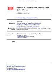 High risk px for colon CA.pdf - SASSiT