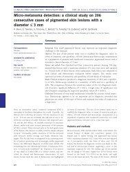 micro melanoma detection.pdf - SASSiT
