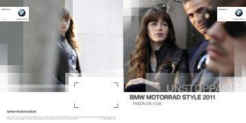 BMW MOTORRAD STYLE 2011