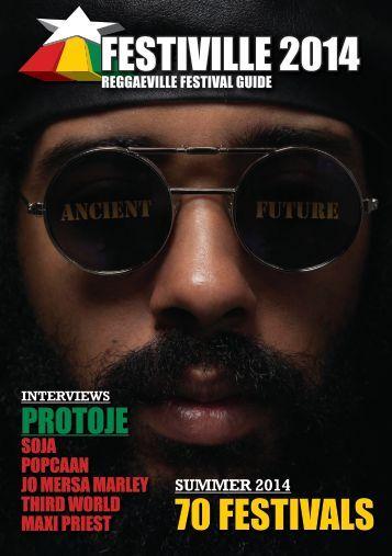 Festiville 2014 - Reggaeville Festival Guide