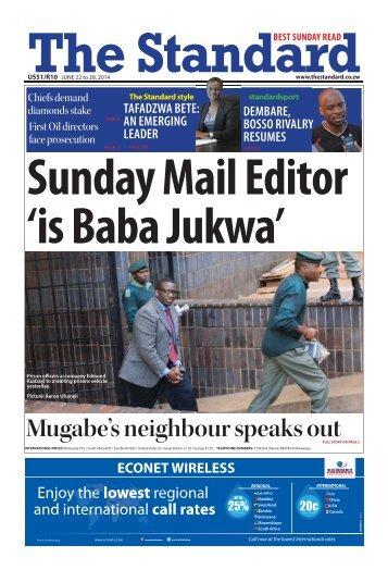 The Standard 22 June 2014