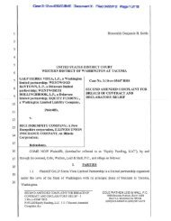 D.E. 1 COMPLAINT for Breach of Contract and Declaratory Relief ...