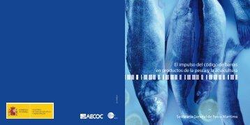 El impulso del código de barras en productos de la pesca y ... - Aecoc