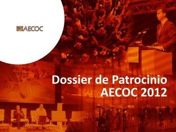 Dossier de Patrocinio - Aecoc