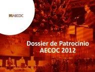 Patrocinio - Aecoc