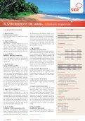 FASZINIERENDES SRI LANKA – Exklusive ... - Karstadt Reisen - Seite 2