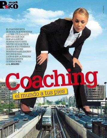 Que es el coaching? - PortalRivas.com
