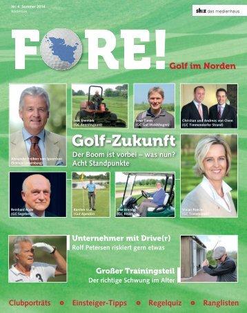 Golf-Zukunft