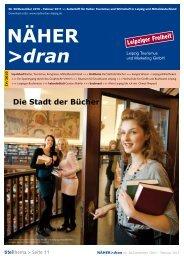 Download NÄHER dran, Nr. 30 / Dezember 2010 - Leipzig ...