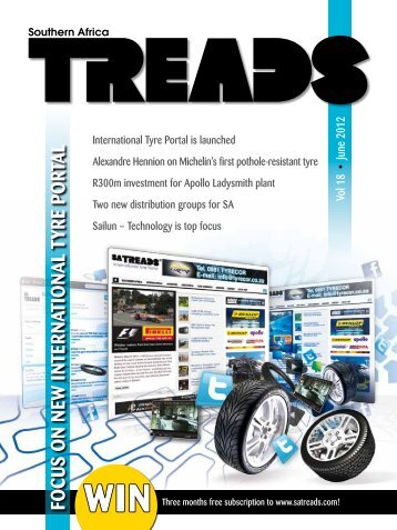 Web_TREADS June2012.pdf - SA TREADS