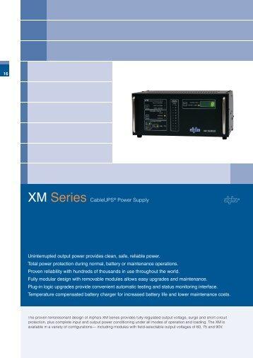 XM Series - Sat-Trakt Telecommunications