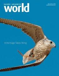 A Heritage Takes Wing - Saudi Aramco World