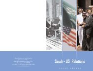 us-saudi relations.final.qxp - Saudi Arabia