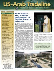 Saudi Arabia & KAUST - National US-Arab Chamber of Commerce