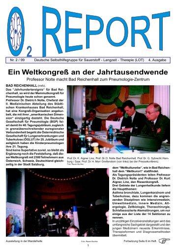 Ausgabe 2 - Deutsche Selbsthilfegruppe für Sauerstoff-Langzeit ...