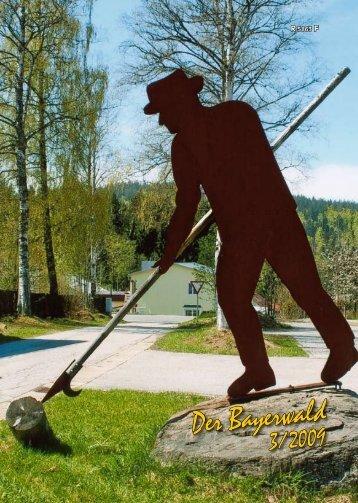 Der Bayerwald - Bayerischer Wald Verein