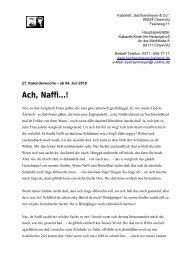 Ach, Naffi...!