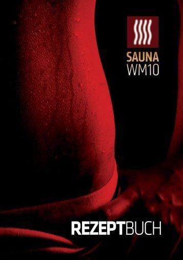Rezeptbuch - Sauna WM 2010