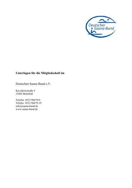 Aufnahmeantrag für Hersteller und Lieferanten