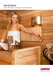 Harvia Sauna - Saunas de Portugal