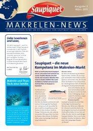 MAKRELEN-NEWS - Saupiquet