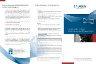 Flyer: Sauren Global Defensiv