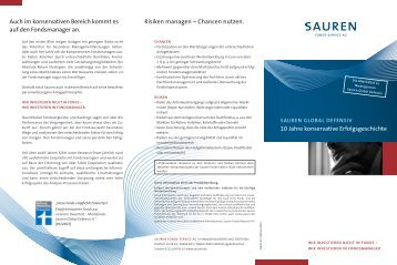 Flyer: Sauren Global Defensiv