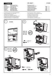 1 2a 2b - sauter-controls.com sauter-controls.com